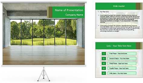 0000077524 PowerPoint Template
