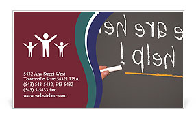 0000077529 Business Card Template