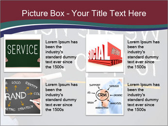 0000077529 PowerPoint Templates - Slide 14