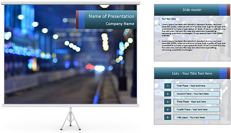0000077538 PowerPoint Template