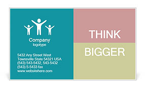 0000077541 Business Card Template