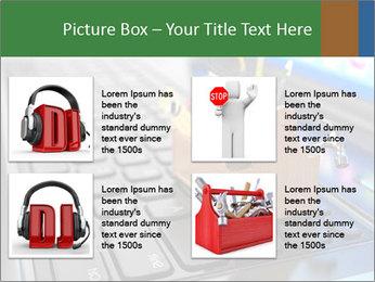 0000077542 PowerPoint Templates - Slide 14