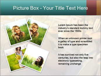 0000077552 PowerPoint Templates - Slide 23