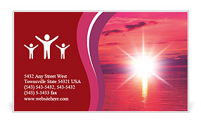 0000077589 Business Card Template
