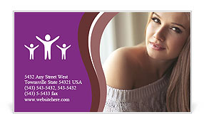 0000077598 Business Card Template