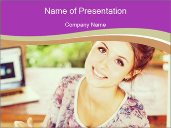 0000077603 PowerPoint Template - Slide 1