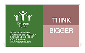 0000077616 Business Card Template