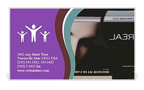 0000077629 Business Card Template