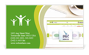 0000077636 Business Card Template