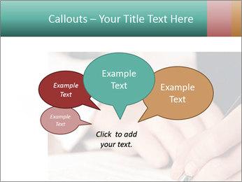 0000077643 PowerPoint Template - Slide 73