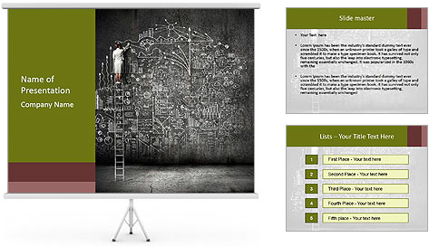 0000077660 PowerPoint Template
