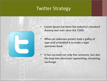 0000077660 PowerPoint Template - Slide 9