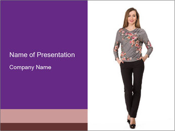 0000077662 PowerPoint Template - Slide 1