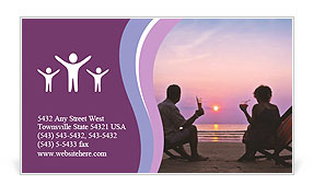 0000077670 Business Card Template