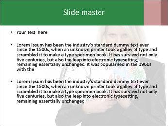 0000077671 PowerPoint Templates - Slide 2