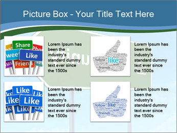 0000077687 PowerPoint Template - Slide 14