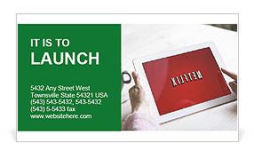 0000077707 Business Card Templates