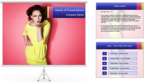 0000077711 PowerPoint Template