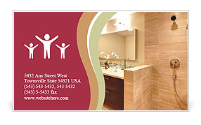 0000077738 Business Card Template