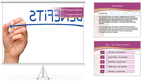 0000077758 PowerPoint Template
