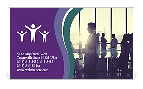0000077768 Business Card Template