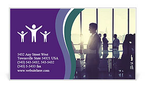 0000077769 Business Card Template
