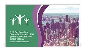 0000077799 Business Card Template