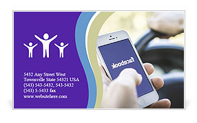 0000077800 Business Card Template