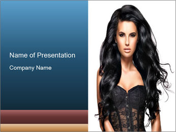 0000077808 PowerPoint Template - Slide 1