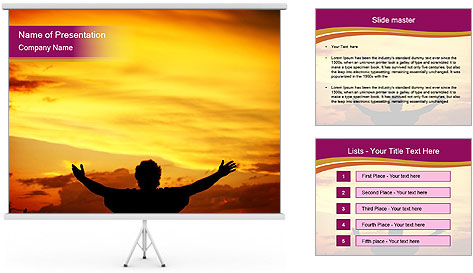 0000077821 PowerPoint Template