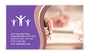 0000077836 Business Card Template