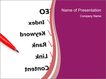 0000077887 PowerPoint Template - Slide 1