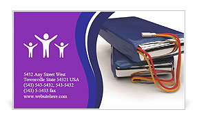 0000077891 Business Card Template