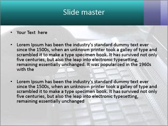 0000077896 PowerPoint Template - Slide 2