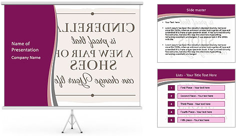 0000077907 PowerPoint Template