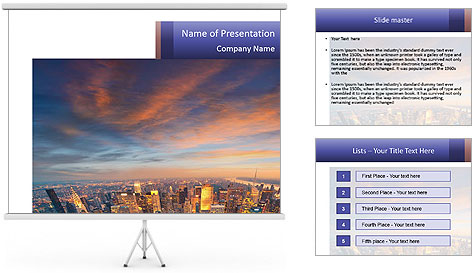 0000077915 PowerPoint Template