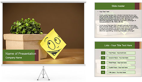 0000077923 PowerPoint Template