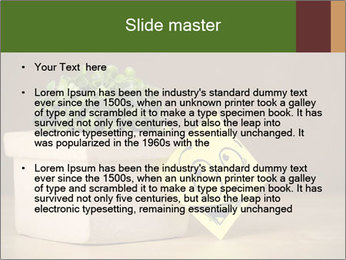 0000077923 PowerPoint Templates - Slide 2