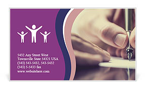0000077966 Business Card Template