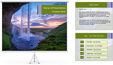 0000077975 PowerPoint Template