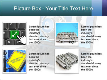 0000077986 PowerPoint Template - Slide 14
