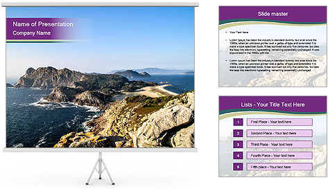 0000077989 PowerPoint Template