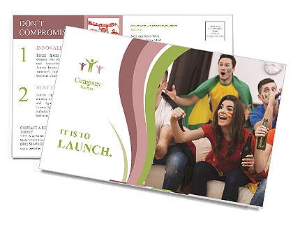 0000078000 Postcard Template
