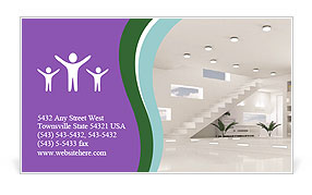 0000078002 Business Card Template