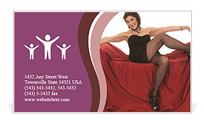0000078006 Business Card Template
