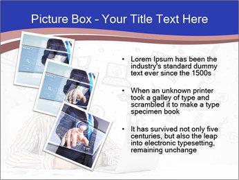 0000078010 PowerPoint Template - Slide 17