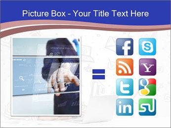 0000078010 PowerPoint Template - Slide 21