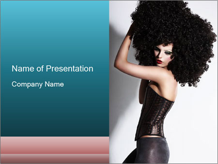 Artsy Powerpoint Template Smiletemplates Com