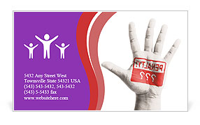 0000078045 Business Card Template