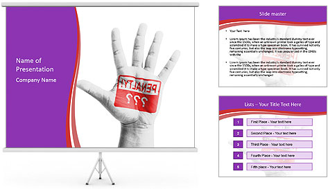 0000078045 PowerPoint Template